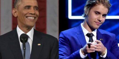 """Collage de Obama """"cantando"""" Sorry de Justin supera el millón de visitas"""