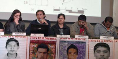 Forenses argentinos descartan que los 43 estudiantes de Ayotzinapa fueran incinerados