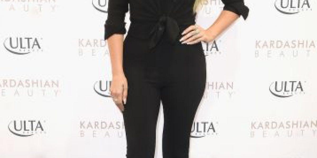Khloé Kardashian creo un perfil en sitio de citas