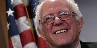 Sanders ha aprovechado las redes sociales para crear impulso en su campaña. Foto:Getty Images