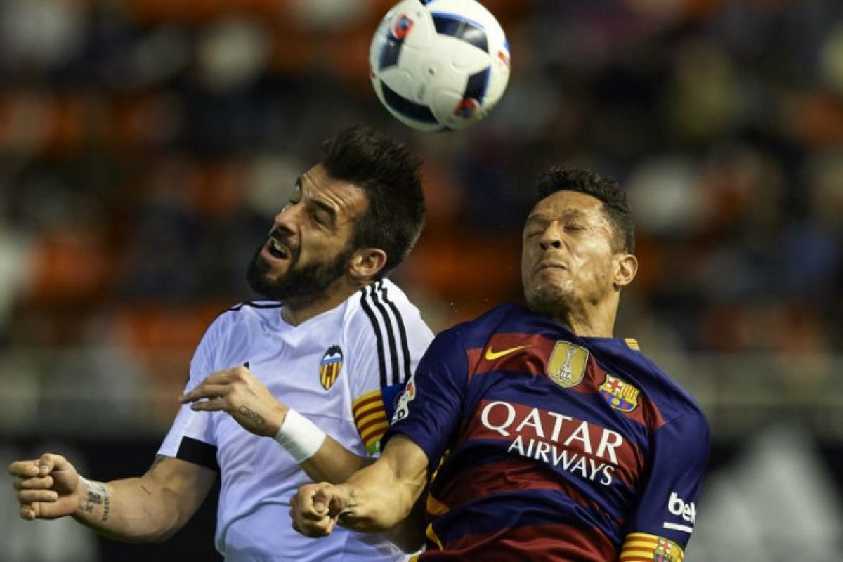 Los culés vencieron 8-1 en el marcador global al Valencia Foto: Getty Images