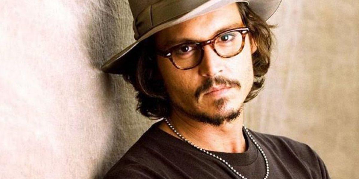Mira cómo luce Johnny Depp al interpretar a Donald Trump