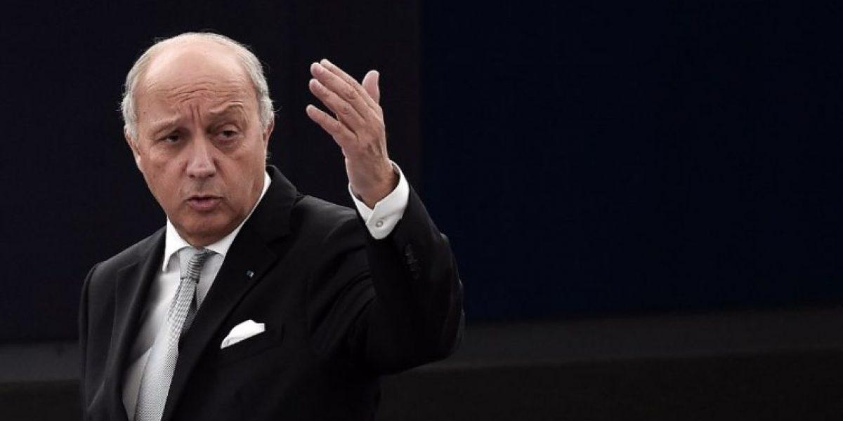 Laurent Fabius renuncia como ministro de Relaciones Exteriores de Francia