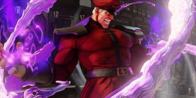 El legendario M. Bison luce un aspecto ligeramente diferente en Street Fighter V. Foto:streetfighter.com