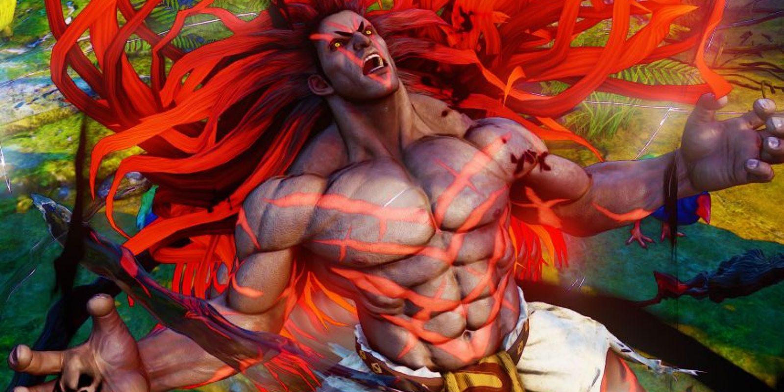 Street Fighter llegará a nuestras consolas en 2016. Foto:streetfighter.com