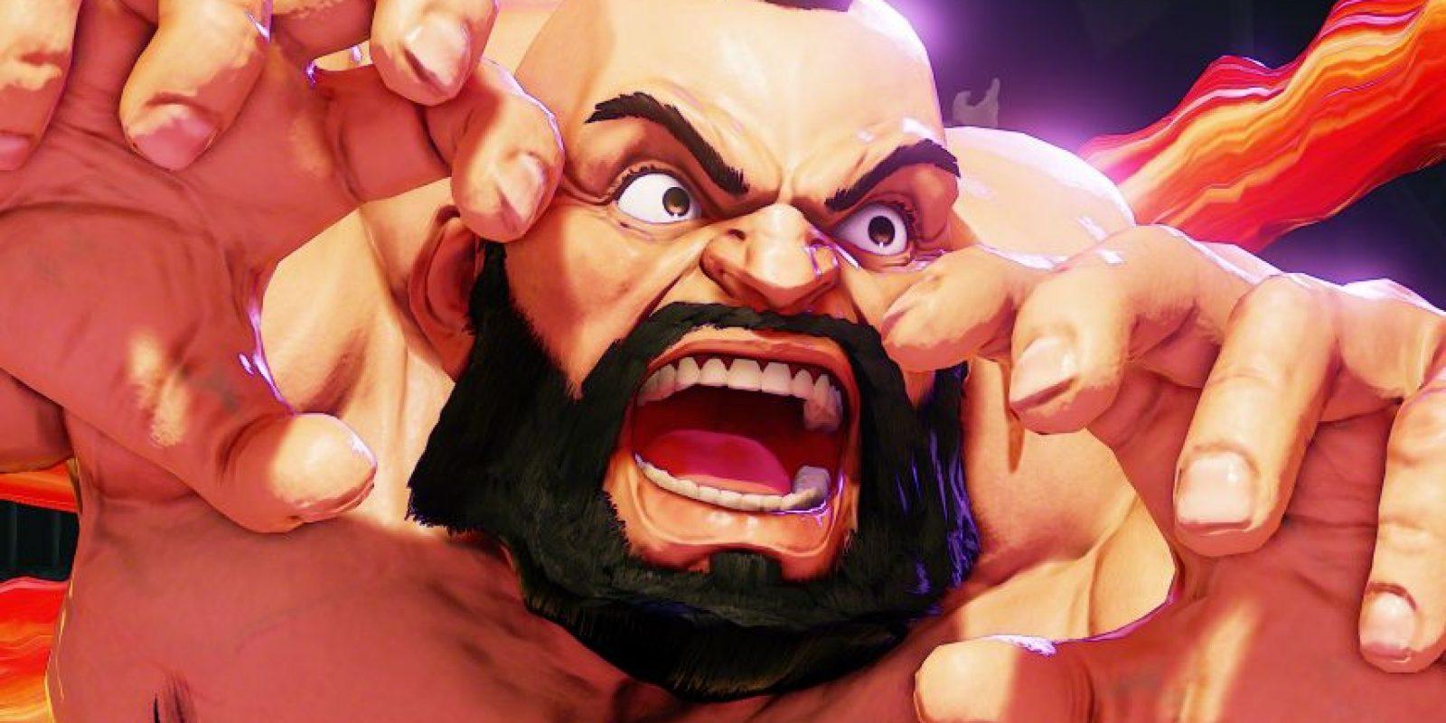 El gran Zangief regresa para una nueva aventura en Street Fighter V. Foto:streetfighter.com