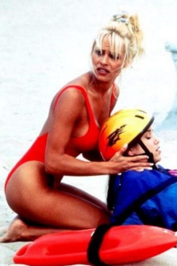 Desde ahí apareció en Playboy y se mudó a Los Ángeles. Foto:Getty Images