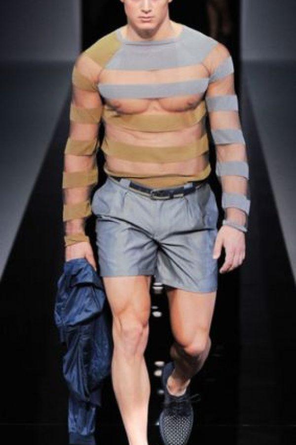 6322cd4fd Pocos se atreven a usar prendas presentadas en las semanas de moda menswear.
