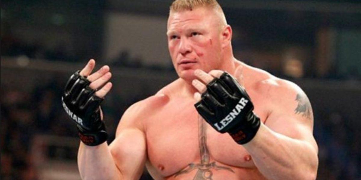 Fotos: Brock Lesnar y 7 estrellas de la WWE que no creerán que ya son abuelos