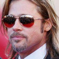 Pitt adoraba fumar marihuana. Dejó el vicio cuando comenzó con Angelina Jolie. Foto:vía Getty Images