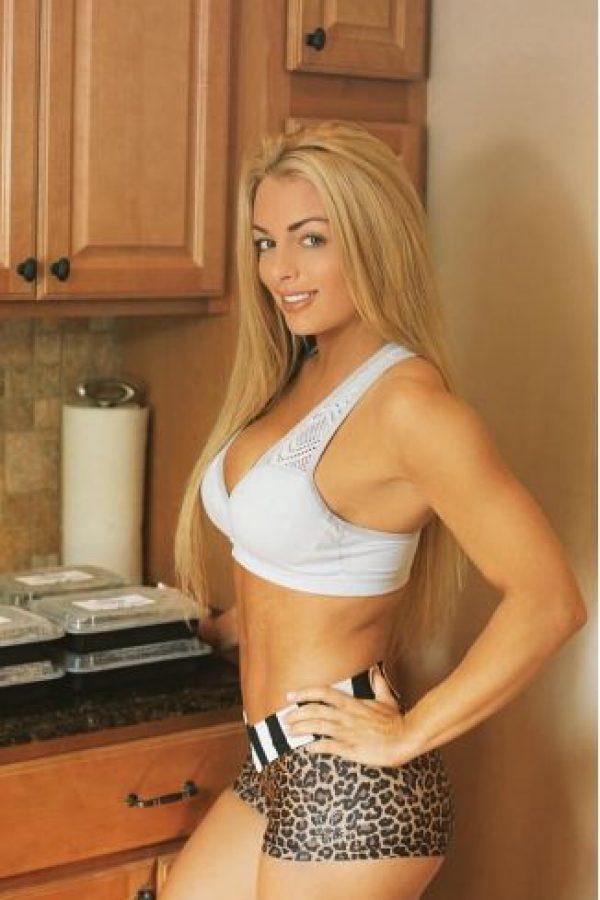 Es la última adquisición en el roster de las divas de WWE Foto:Vía instagram.com/mandysacs