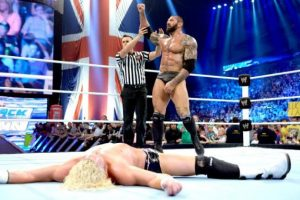 Batista Foto:WWE