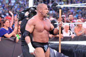 Autoritarios como Triple H Foto:WWE
