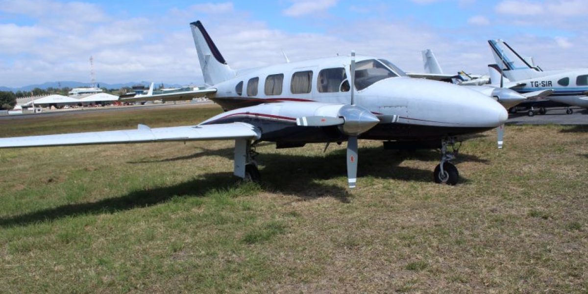 Avioneta usada para traficar cocaína pasa a la Senabed