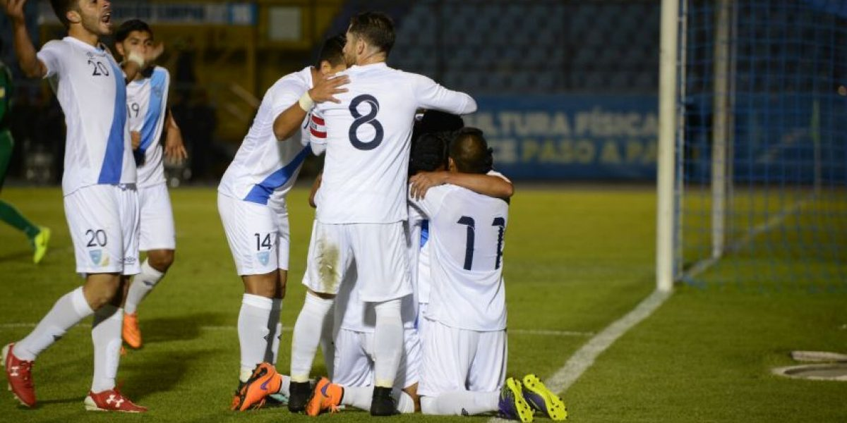 Resultado del partido amistoso Guatemala vs. Honduras, febrero 2016