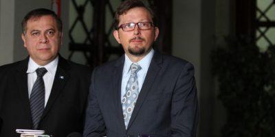 Heinz Hiemann, portavoz del Ejecutivo Foto:Presidencia