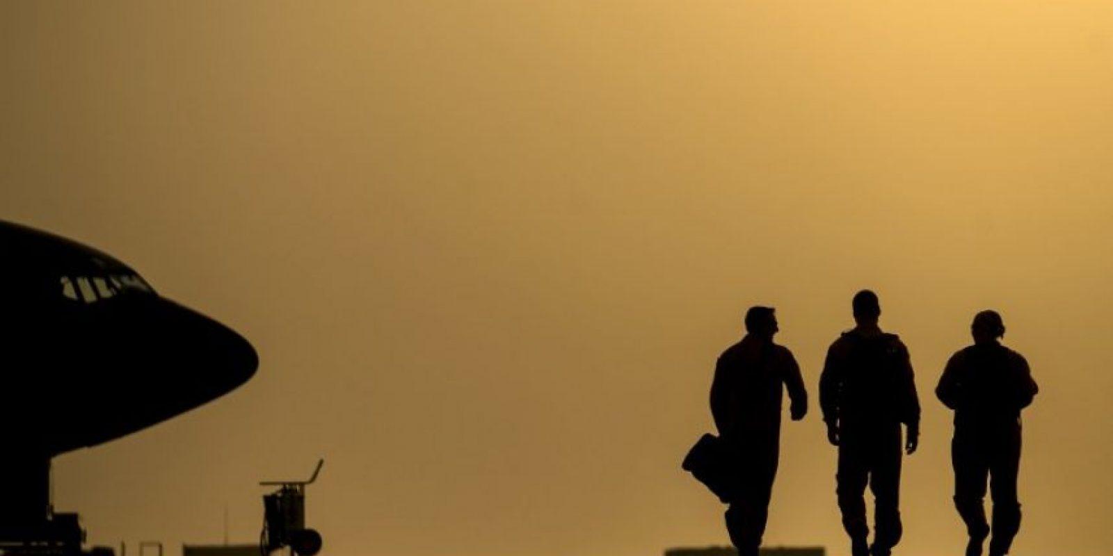 Los combates en Siria contra las fuerzas del Estado Islámico crecen día con día. Foto:AFP