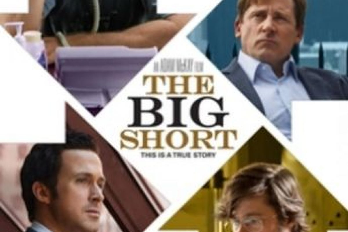 """""""The Big Short"""". Foto:Paramount Pictures"""