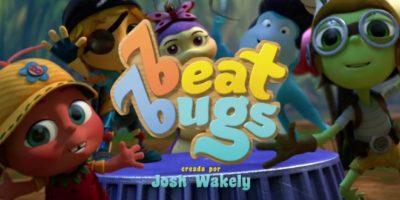 """Beat Bugs"", la serie de dibujos animados inspirada en The Beatles"