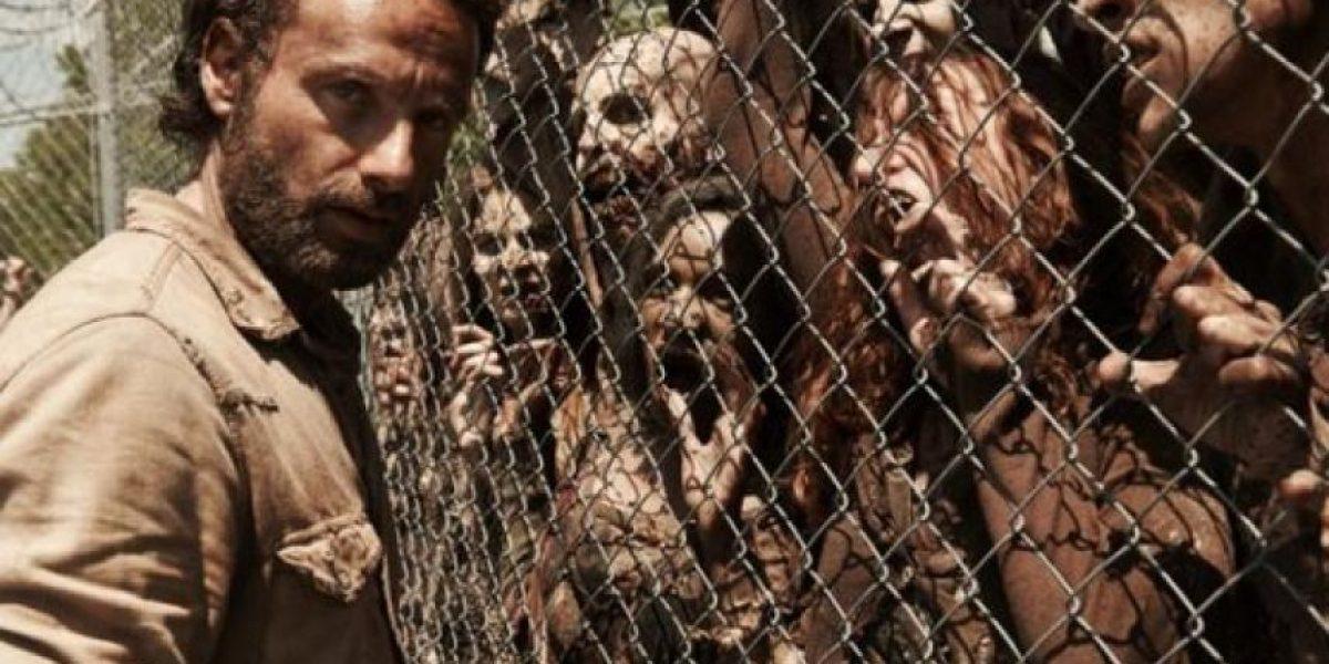 """Revelan los primeros 4 minutos de la 6ta temporada de """"The Walking Dead"""""""