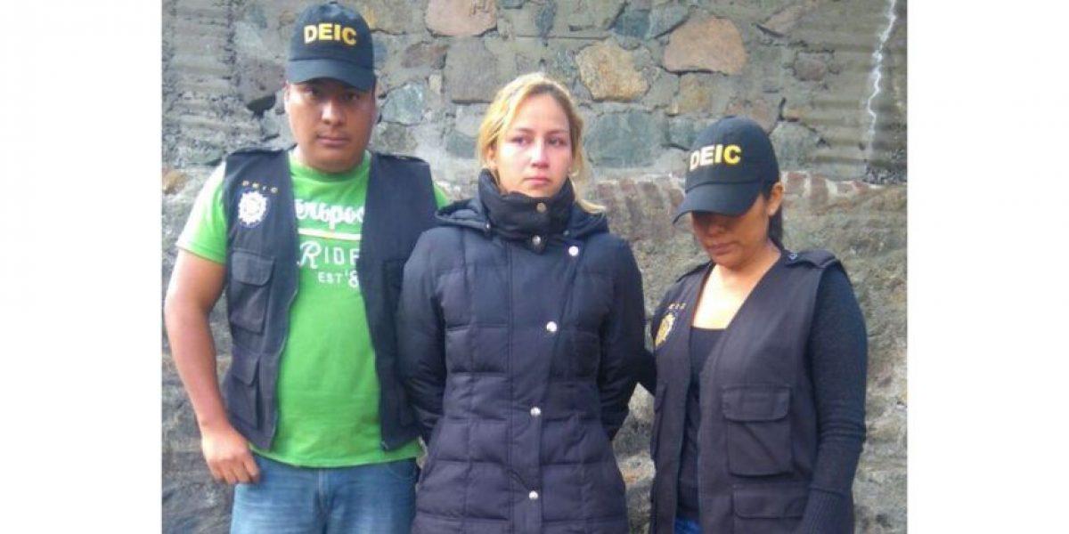 Capturan a María Romero, sindicada de planificar asesinato en contra de Marlon Puente