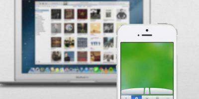 Su celular también puede servir como mouse. Foto:Vía remotemouse.net