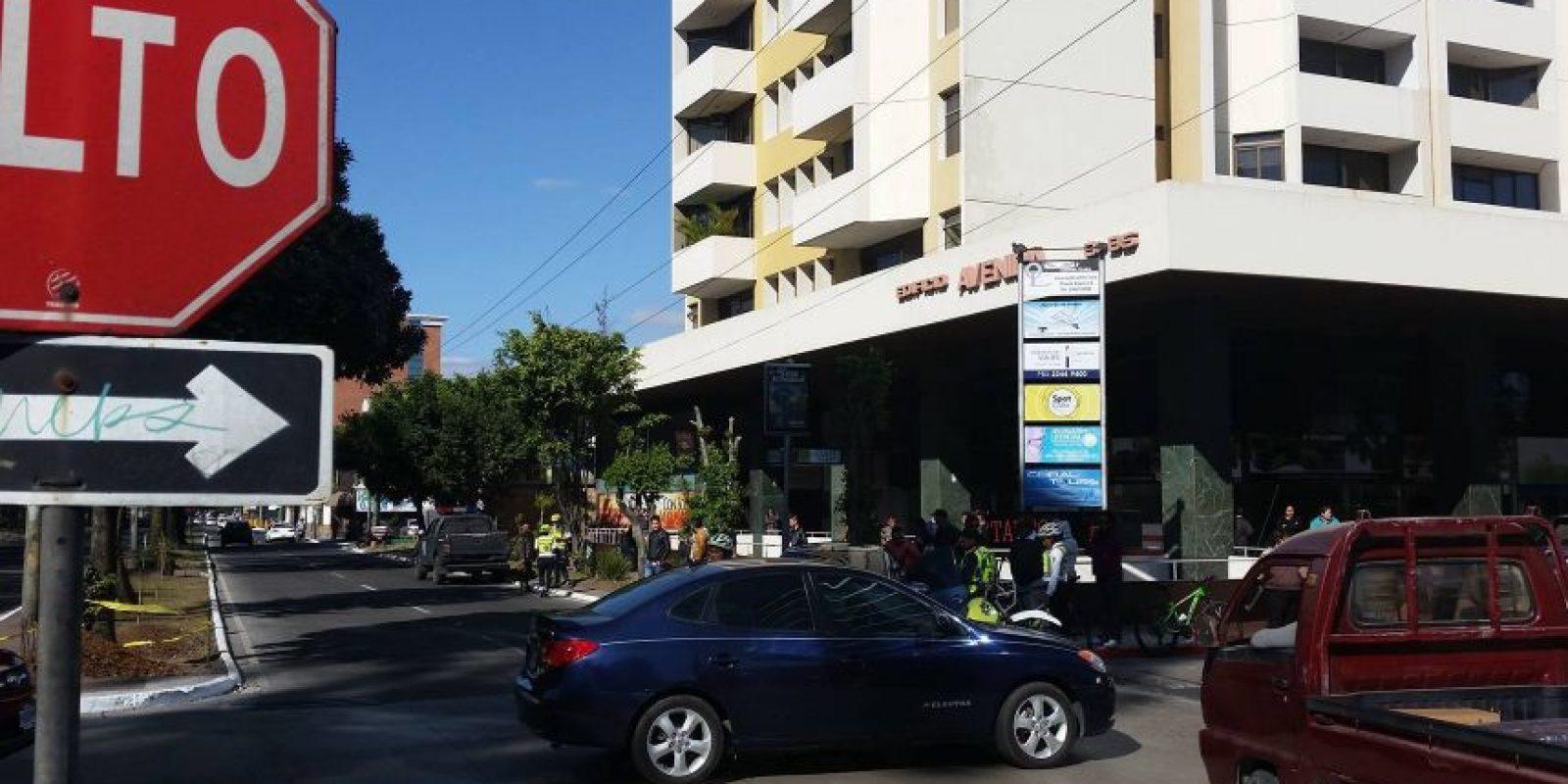 El choque en la Avenida Reforma generó caos vial. Foto:Publinews