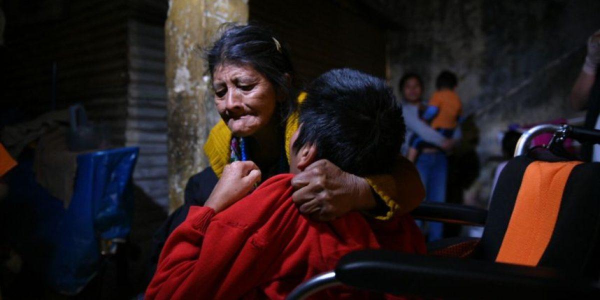 Un final feliz para la madre que a su hijo le robaron la silla de ruedas