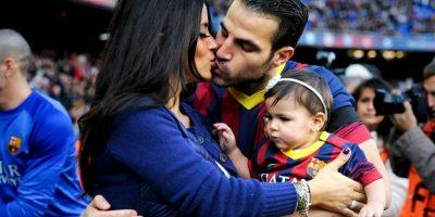 El futbolista español es 12 años más joven que su pareja Foto:Getty Images