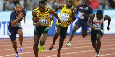 El hombre más rápido del mundo Foto:Getty Images