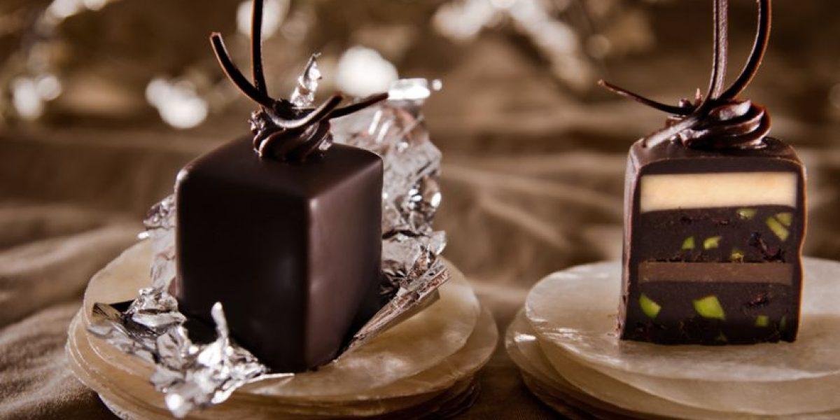De esta manera el chocolate puede ayudarte a bajar de peso