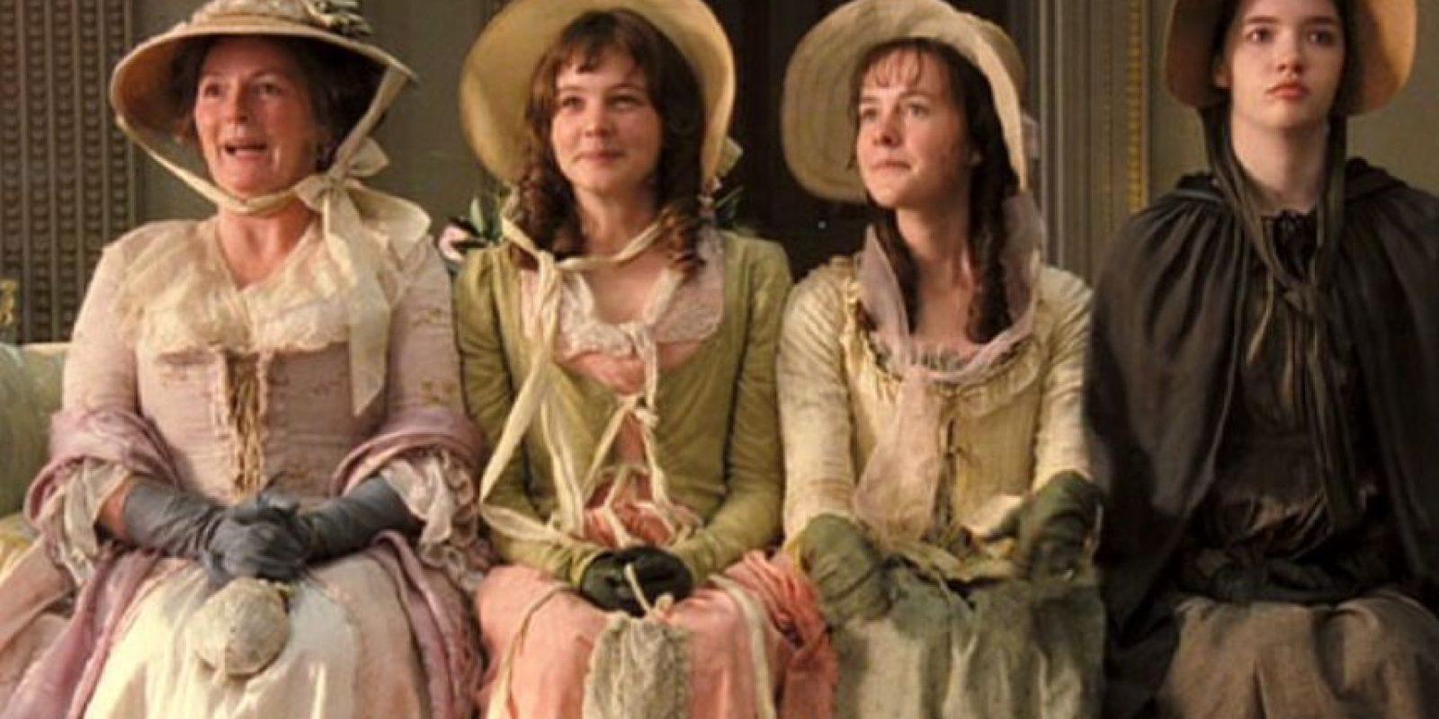 El reparto contó con actrices que hoy son grandes estrellas. Foto:vía StudioCanal