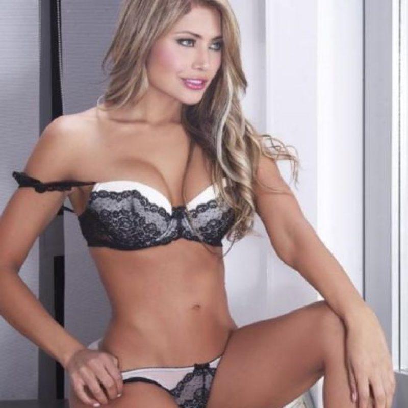 Claudia y Yeimi Rey fueron quienes agredieron a la modelo Carolina Muñoz. Esto, por celos profesionales. Foto:vía Instagram/Claudia Rey