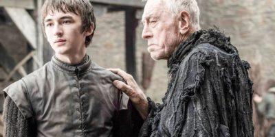 Bran Stark sigue su camino. Foto:Vía Facebook/Game of Thrones