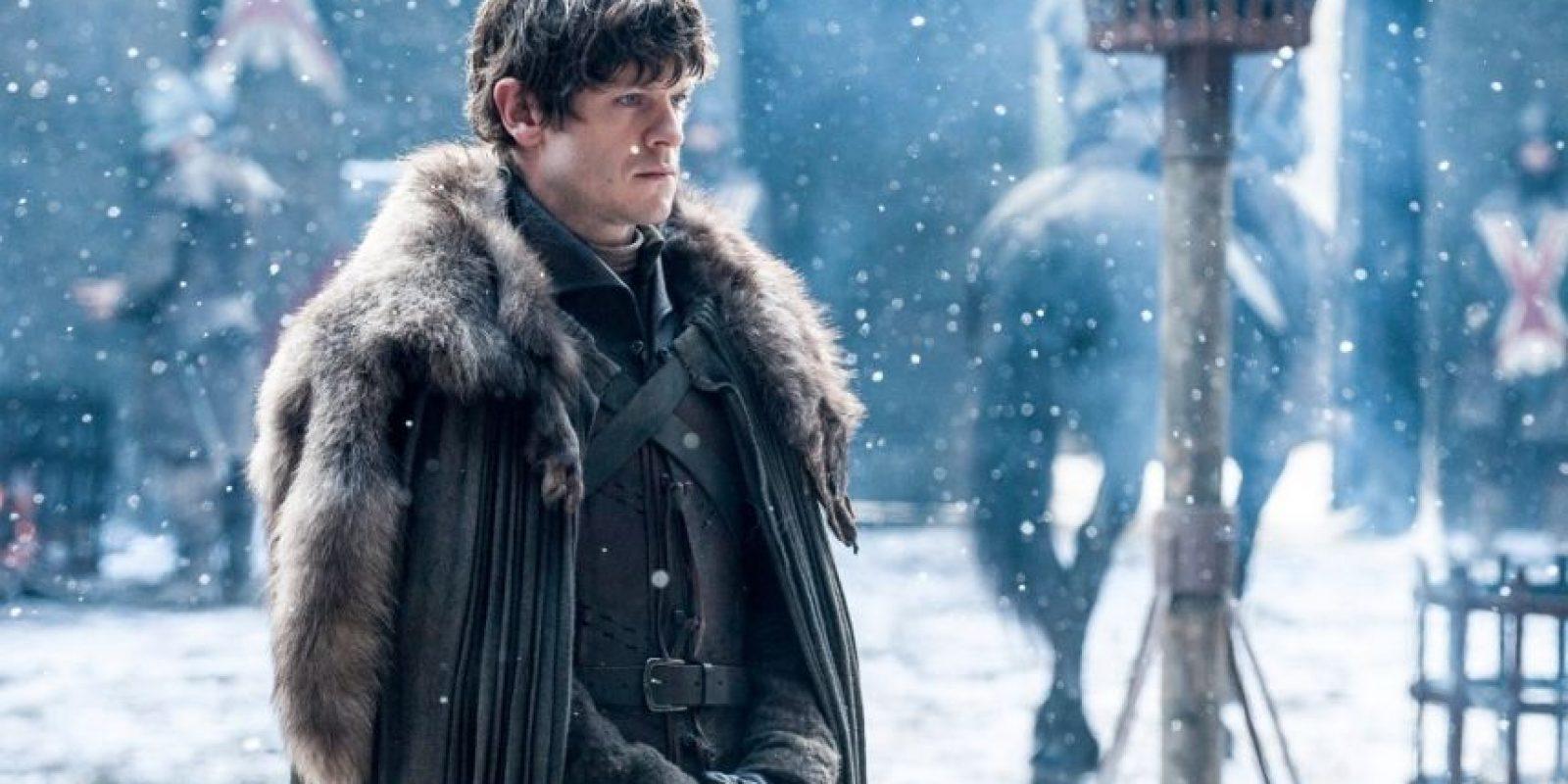 Ramsay Bolton, en medio de la guerra. Foto:Vía Facebook/Game of Thrones