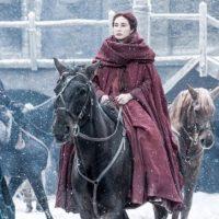 Melisandre acabó con la casa Baratheon. Foto:Vía Facebook/Game of Thrones