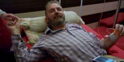 Simon Binner acudió a una clínica de suicidio asistido en Suiza. Foto:BBC