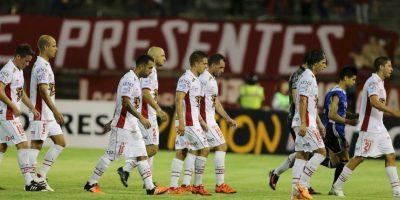 """El """"Globo"""" cayó 2-1 con Caracas Foto:AP"""