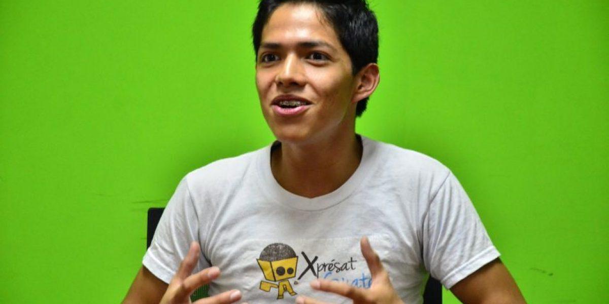 Joven guatemalteco que busca que el papa Francisco visite el país, dirigirá oración en México