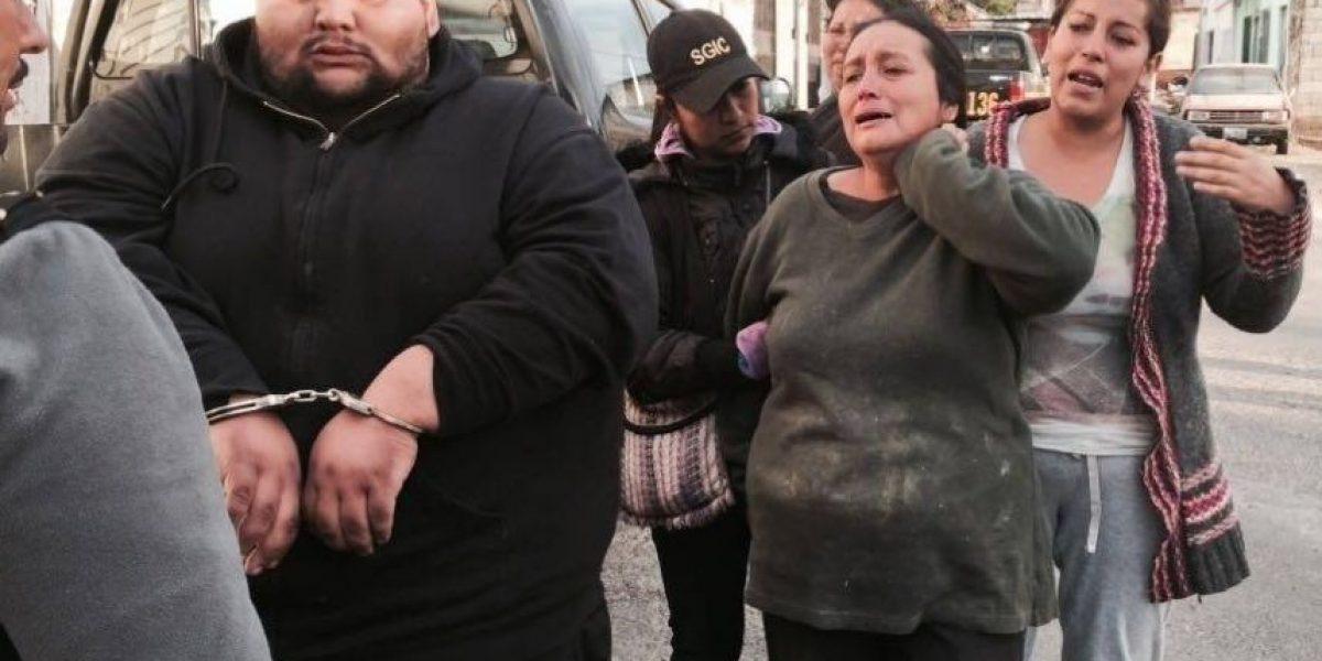Autoridades realizan #OperaciónAlfa en busca de extorsionistas