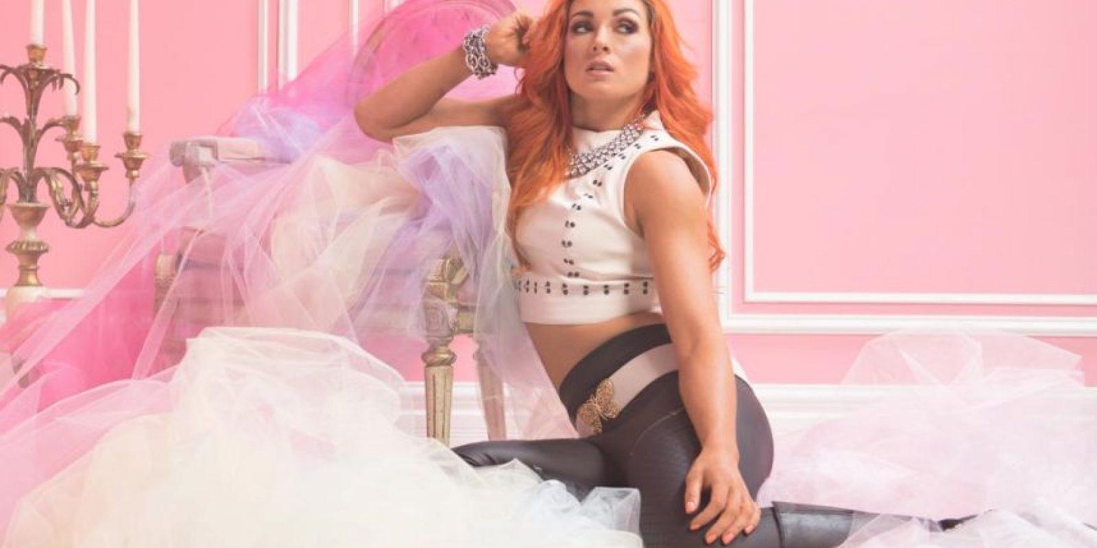 Becky Lynch Foto:WWE