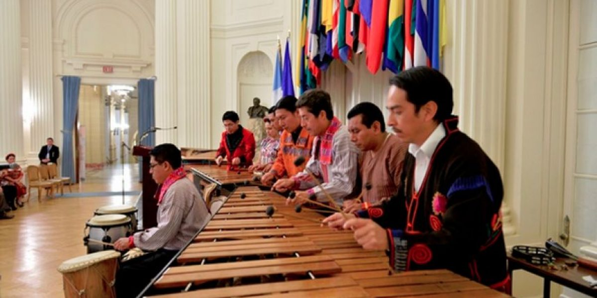 Primer Aniversario de la Marimba de Guatemala como Patrimonio Cultural de las Américas