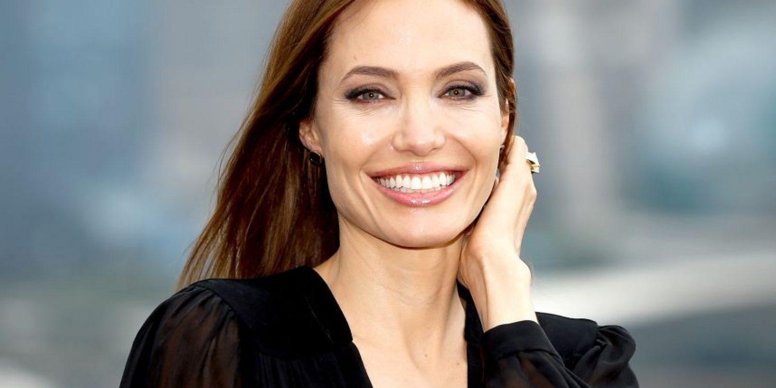 Angelina Jolie Foto:Agencias