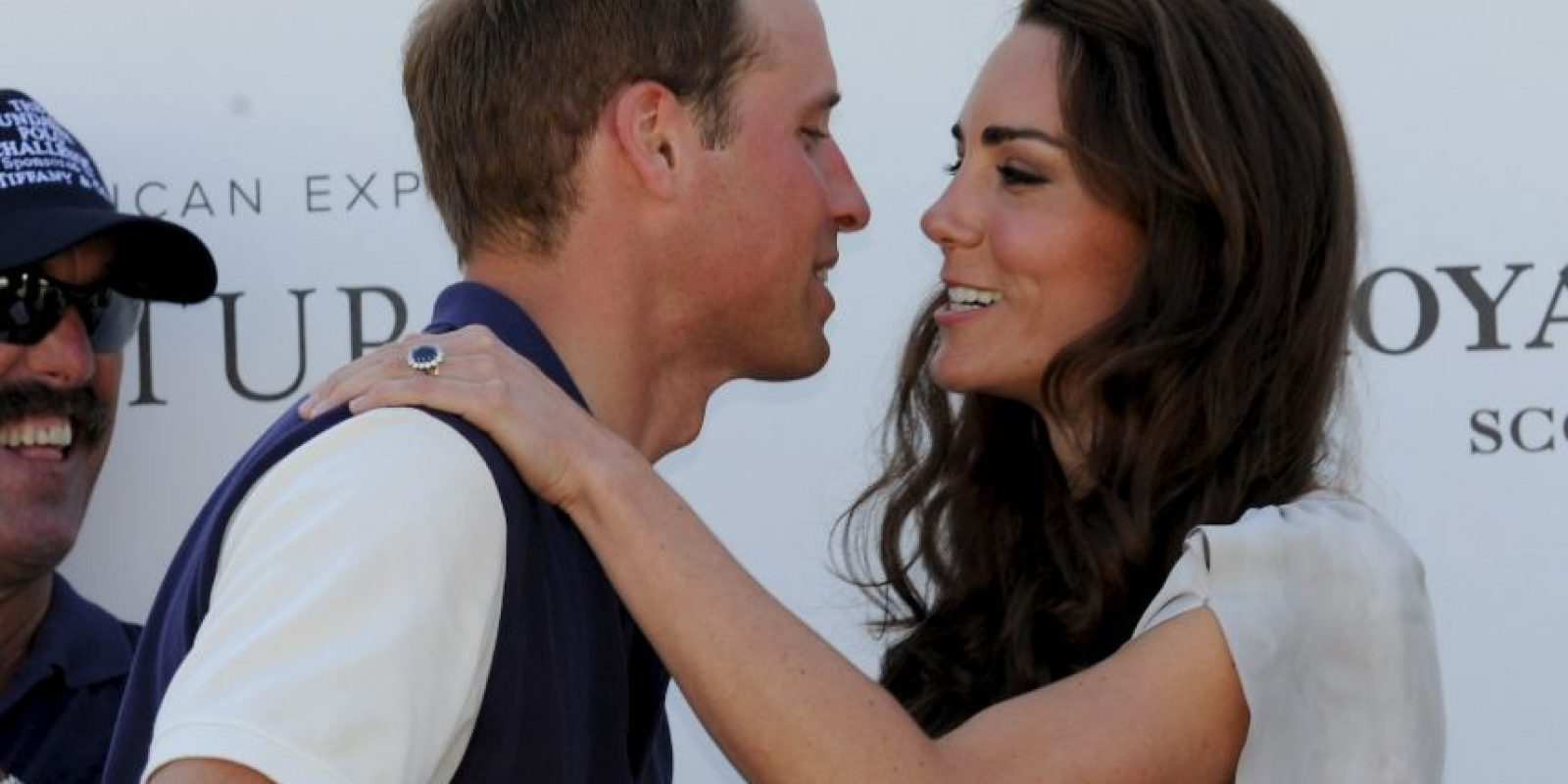 Principe William y Kate Middleton Foto: Getty Images