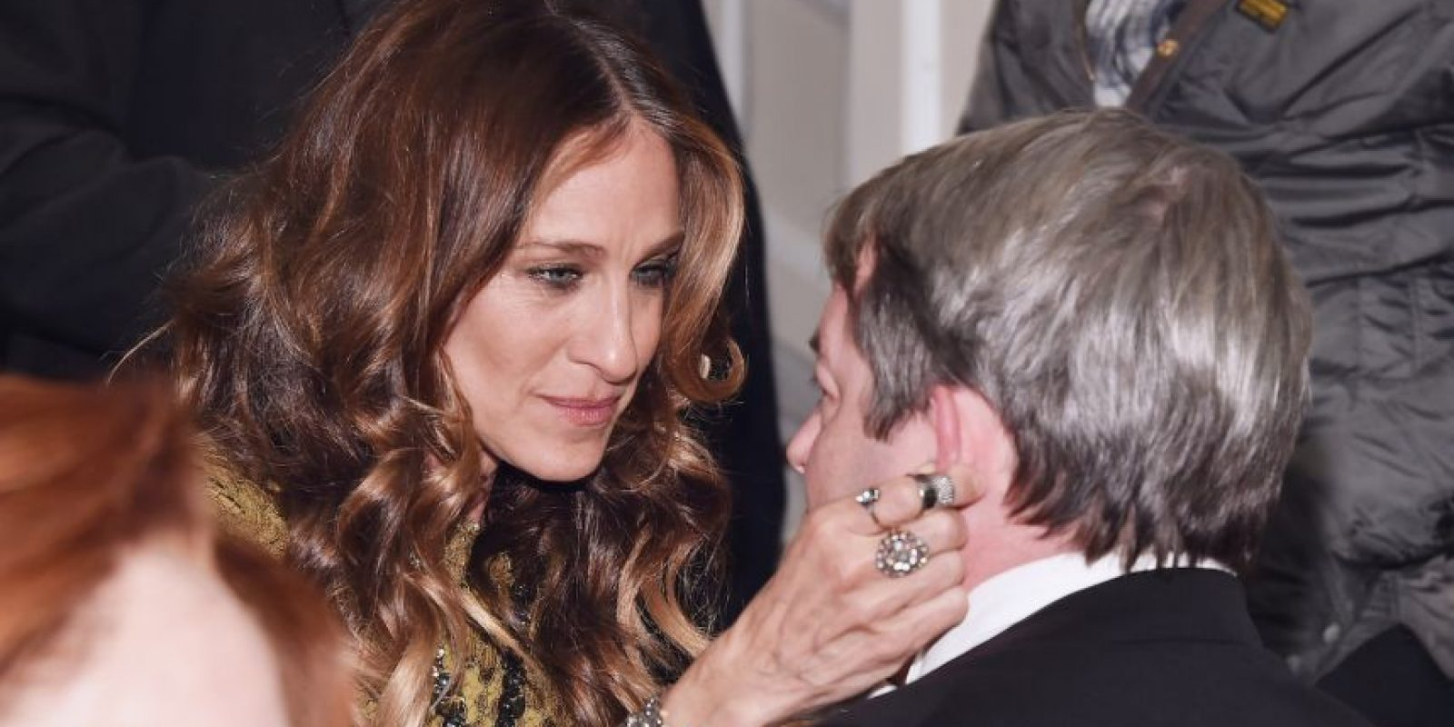 Matthew Broderick y Sarah Jessica Parker Foto: Getty Images