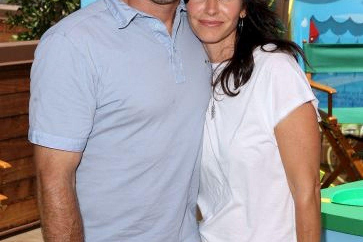 Courteney Cox y David Arquette Foto:Getty Images