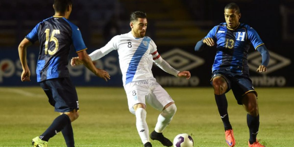 Confirman partido amistoso Guatemala vs. El Salvador