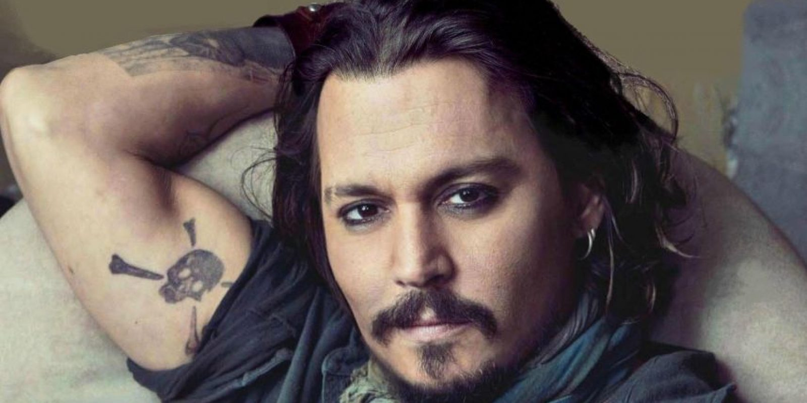 Johnny Depp Foto: Agencias