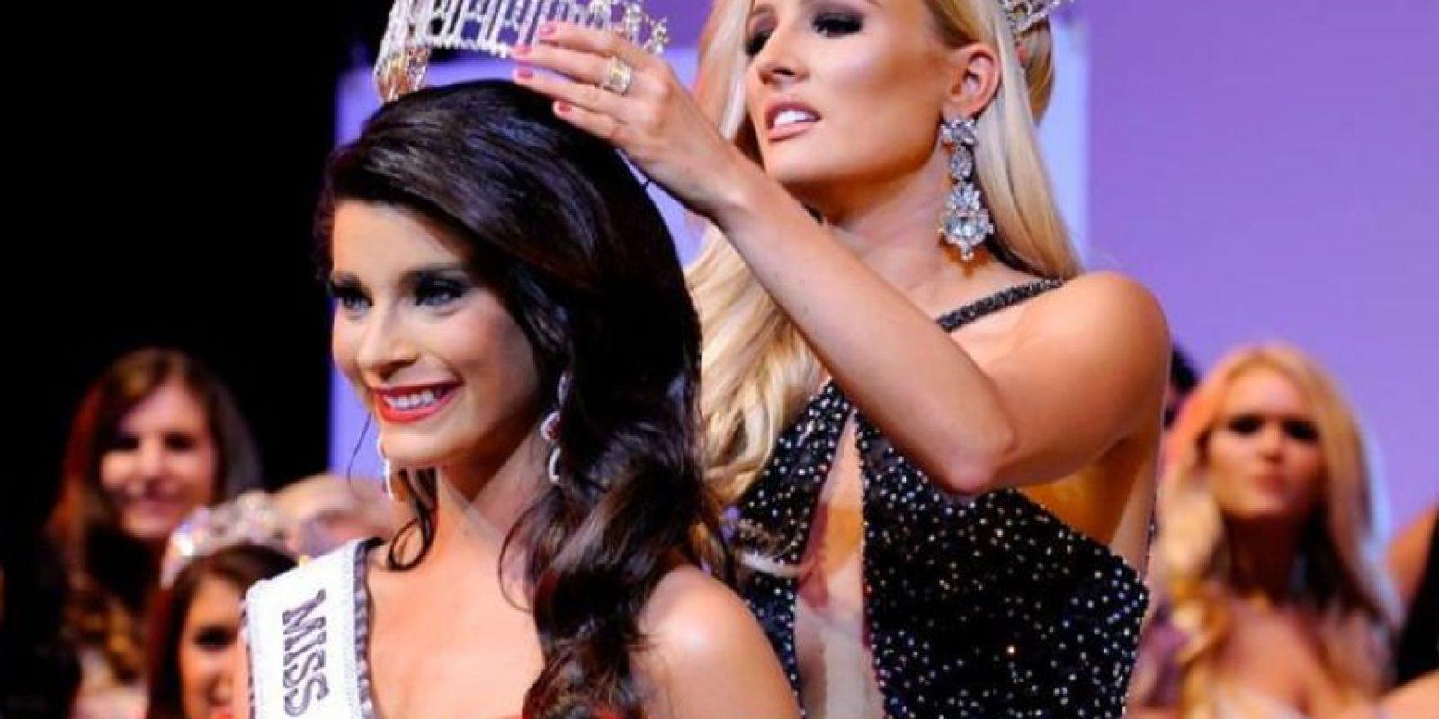 Stormy Keffeler es coronada como Miss Washington USA. Foto:PageantsNews.com