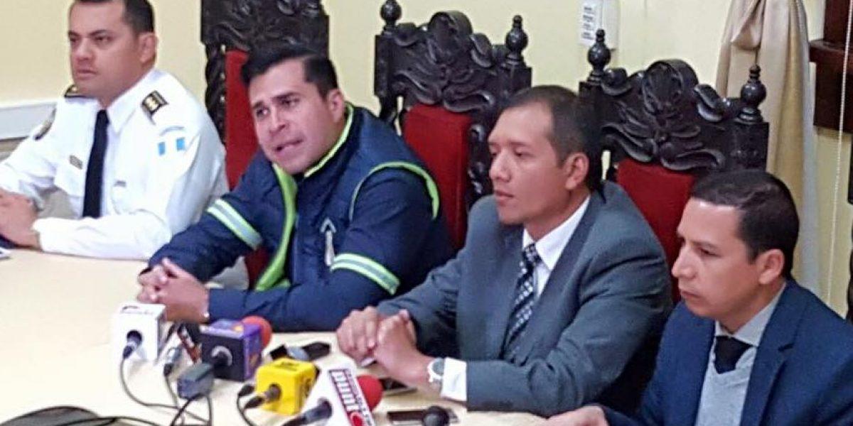 Neto Bran y ministro de Gobernación se reúnen para establecer operativos de seguridad
